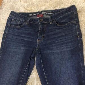 Merona modern skinny jeans